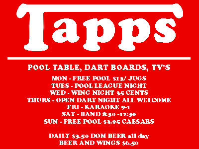 Tapps Sports Bar